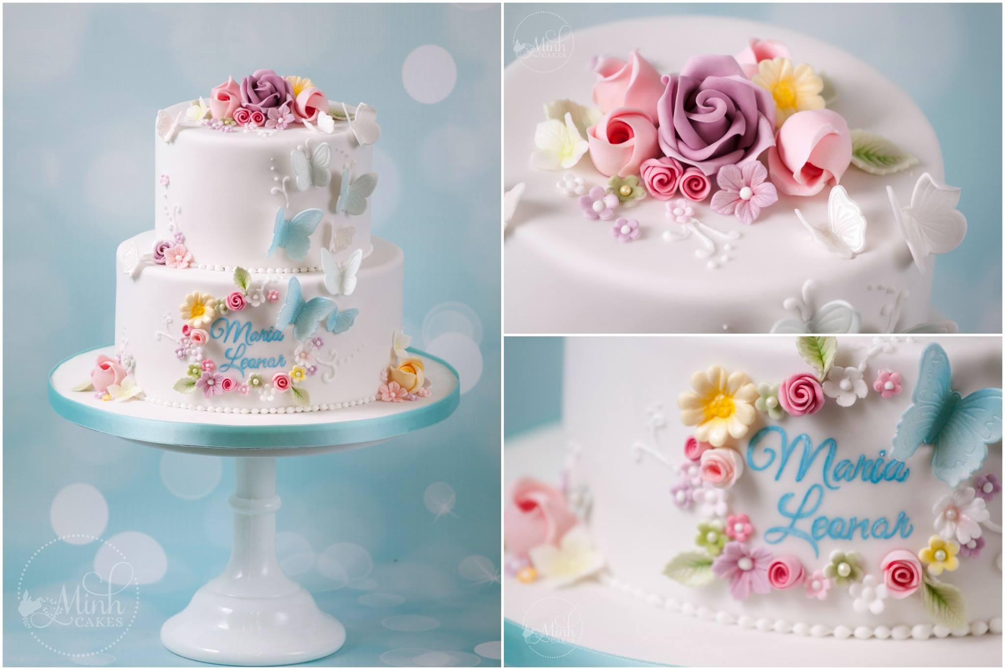Cake Artist Zurich : Galerie - Minh Cakes Zurich