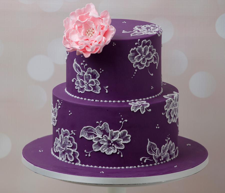 Cake Design Kurs Zurich : Tortenkurs fortgeschritten (The peony cake) - Minh Cakes ...