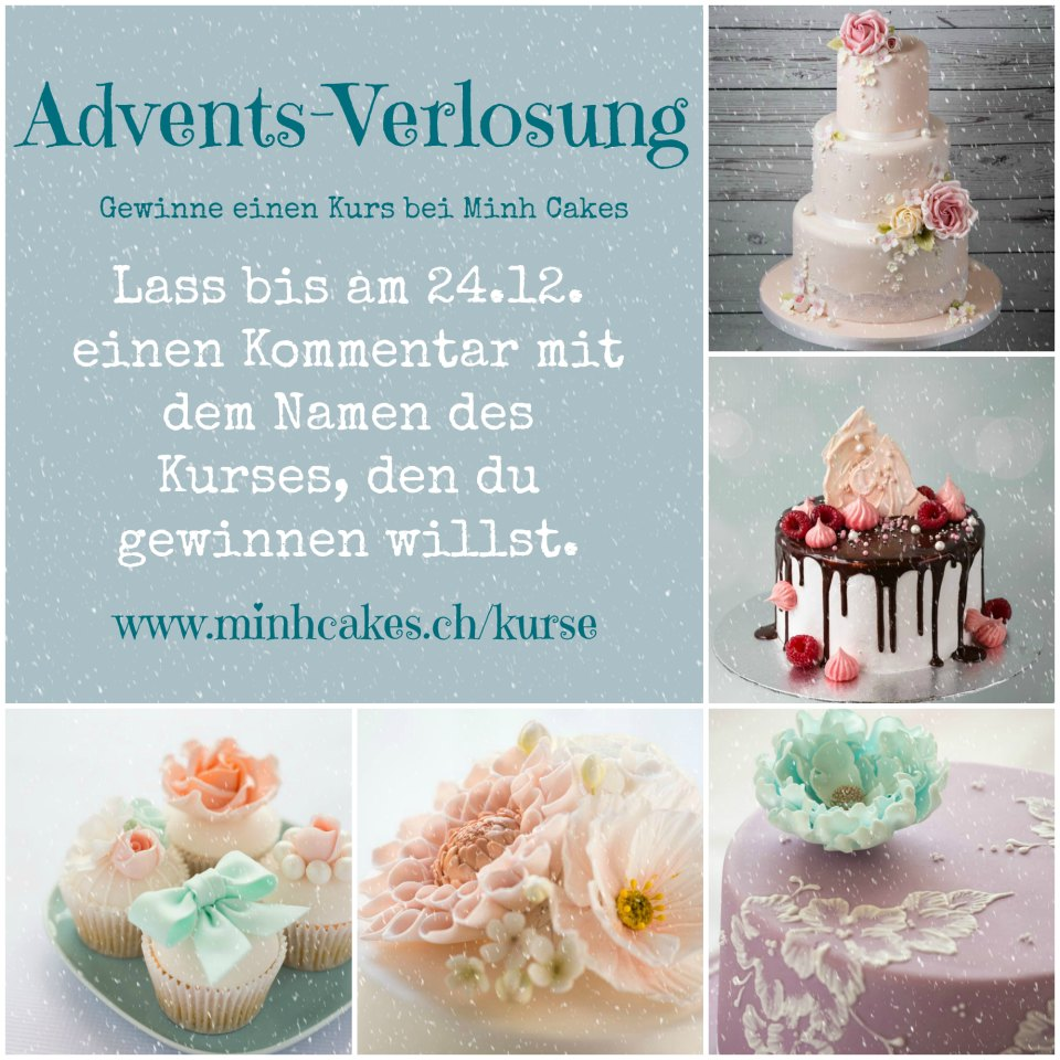 Advents-Verlosung auf Facebook!