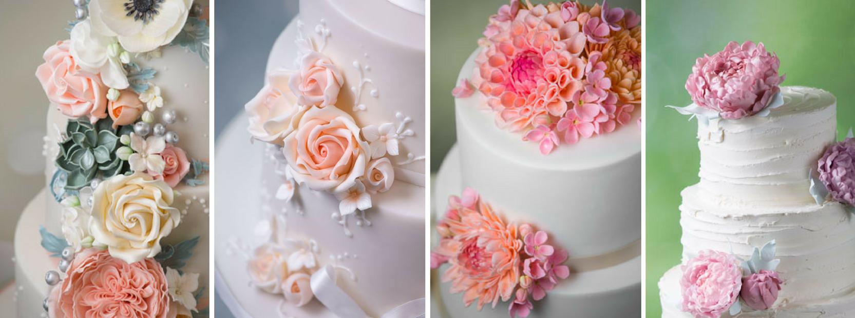 Minh Cakes Galerie Hochzeitstorten 2016