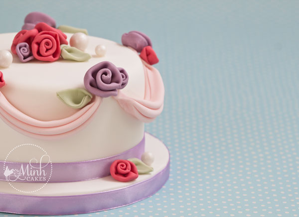 Cake Design Kurse Zurich : Easy Cake Design (Abendkurs)