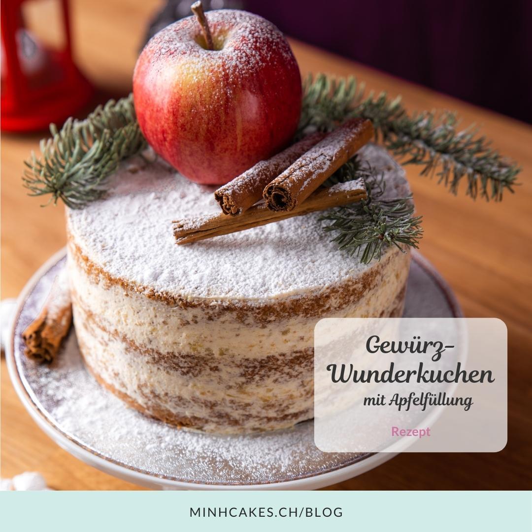 Minh Cakes Gewürz-Wunderkuchen - Titelbild