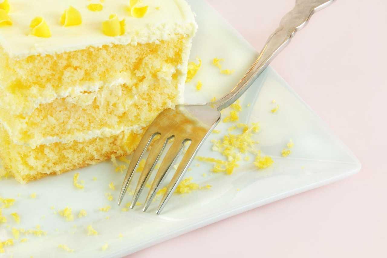 Rezept für Zitronen-Wunderkuchen