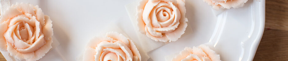 Buttercream-Rose (Tutorial)