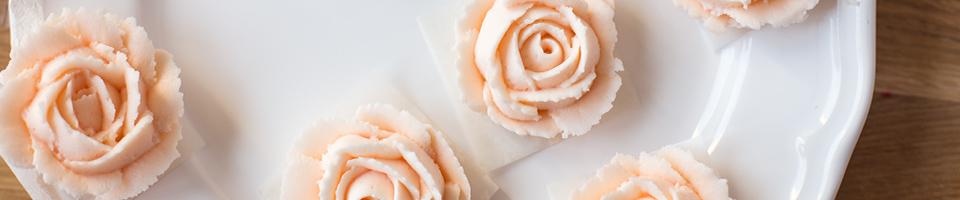 Buttercream-Rose (Tutorial)