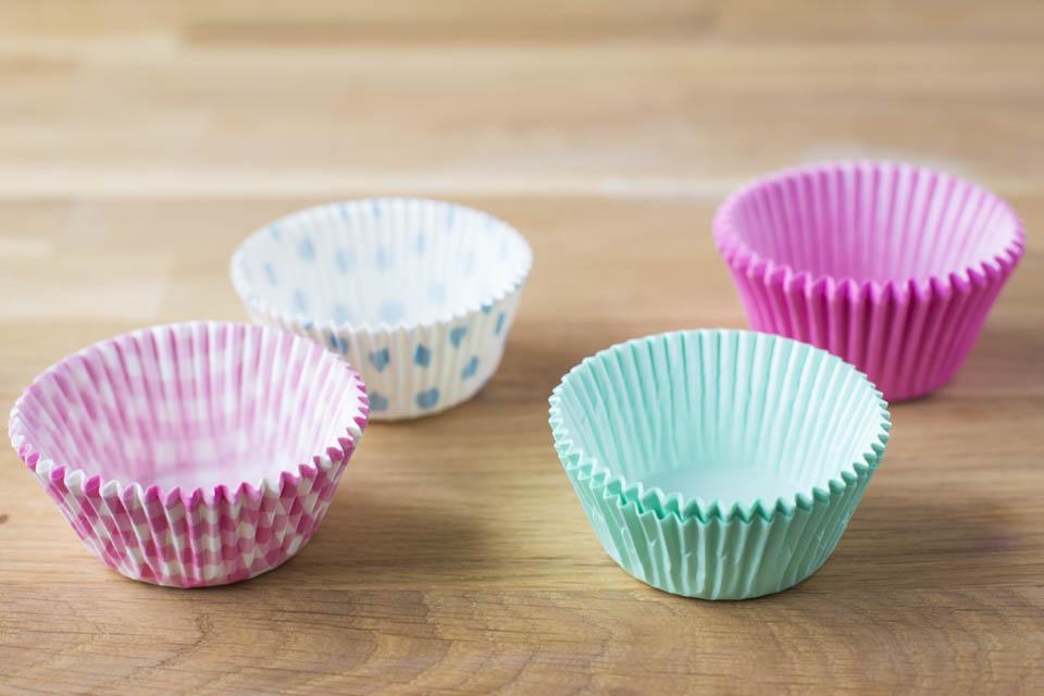 Tipp: Warum lösen sich meine Cupcake-Papierförmchen vom Teig?