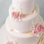 Minh Cakes Kurs Hochzeitstorte
