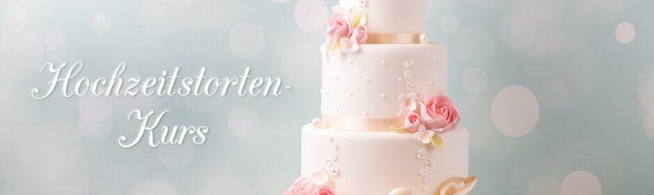 Hochzeitstortenkurs (2 Tage)