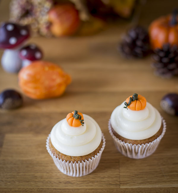 Pumpkin And Cream Cheese Cake