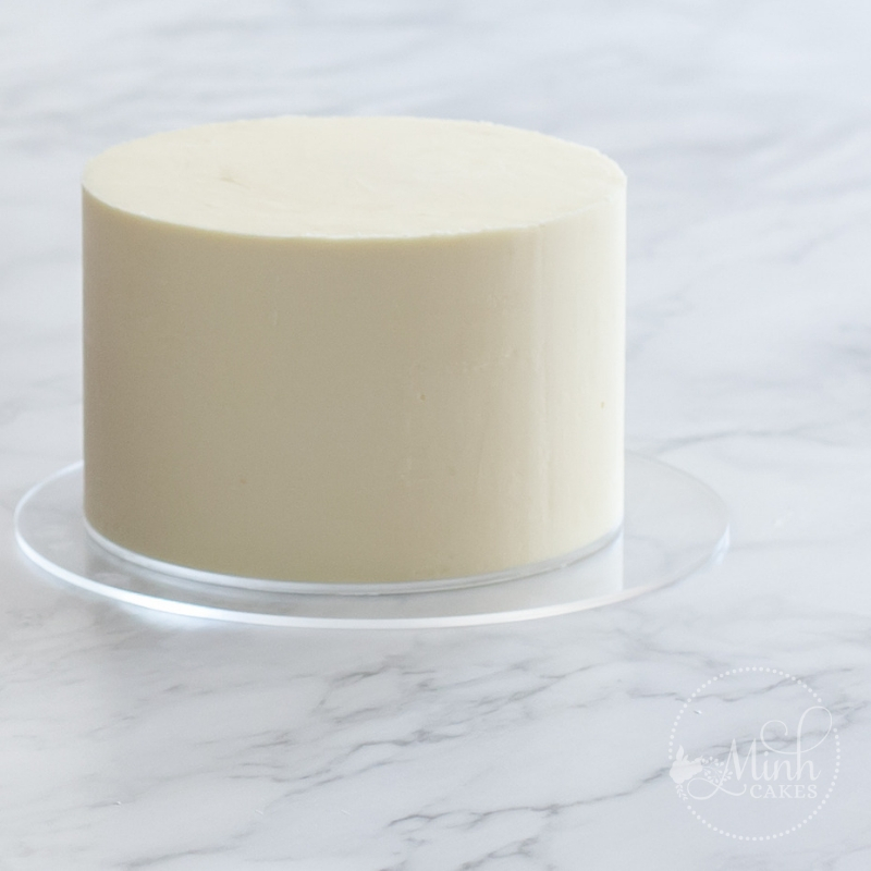Minh Cakes Kurs Fondant Ganache Masterclass 3