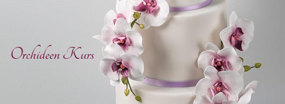 Zuckerblumen Kurs 3: Orchideen