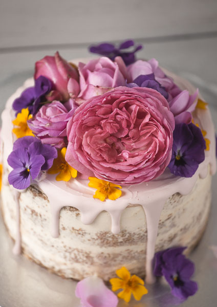 Minh Cakes Naked Cake Kurs
