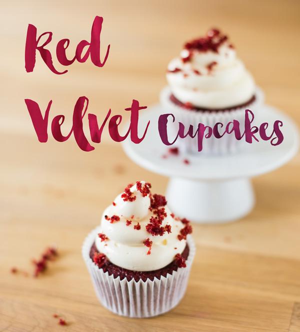Minh Cakes - Red Velvet Cupcakes Rezept