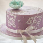 Royal Icing & Brush Embroidery Torte Kursbild