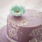 Royal Icing & Brush Embroidery Torte Kursbild