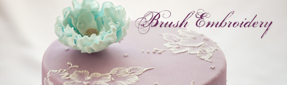 Royal Icing & Brush Embroidery (Halbtageskurs)