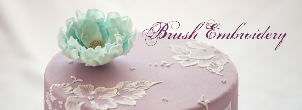 Titelbild Brush Embroidery Kurs