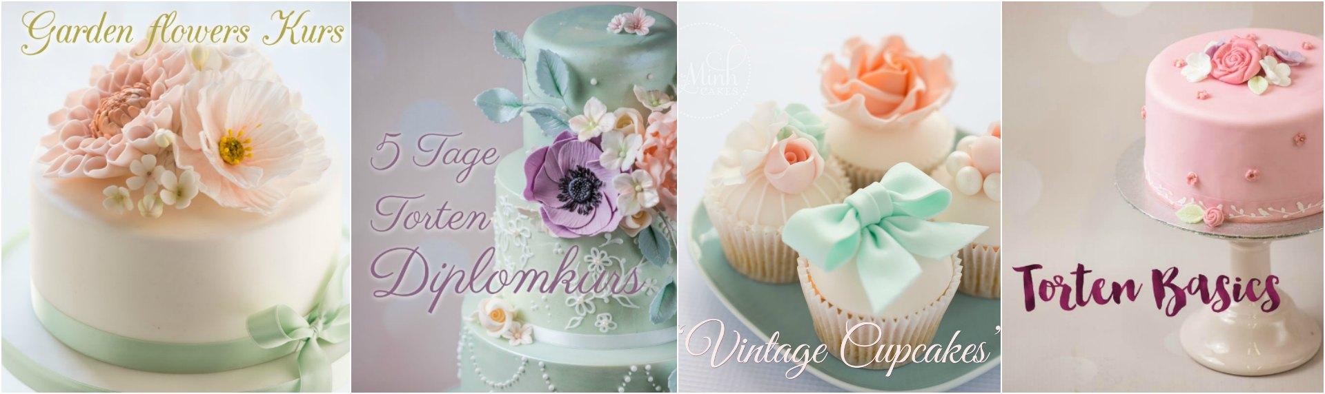 Cake Design Kurs Zurich : Tortenkurse Zurich, Cupcake und Kuchen Kurse bei Minh ...