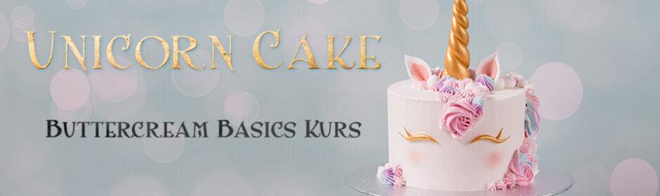 Unicorn Cake Kurs