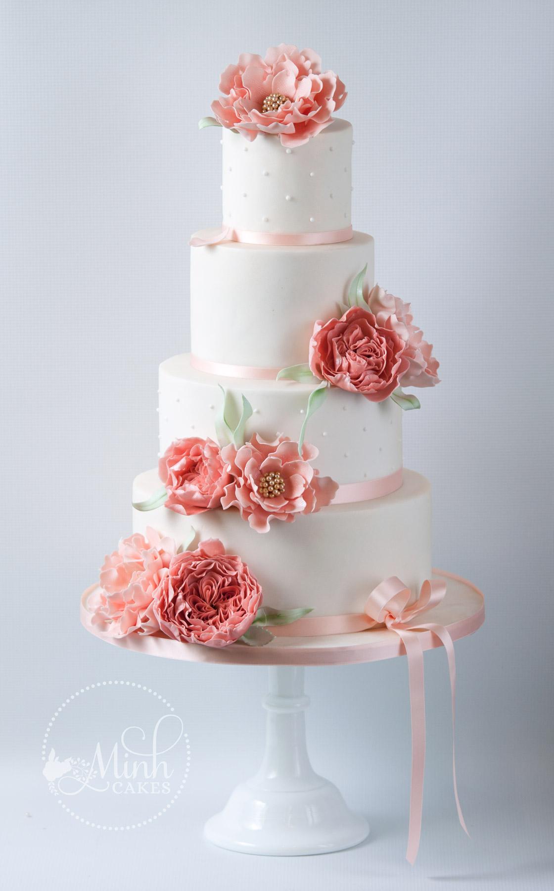 Tasting Wedding Cakes