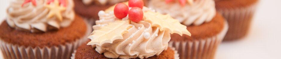 Gingerbread Cupcakes Rezept