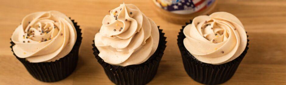 Chocolate peanut butter Cupcakes Rezept