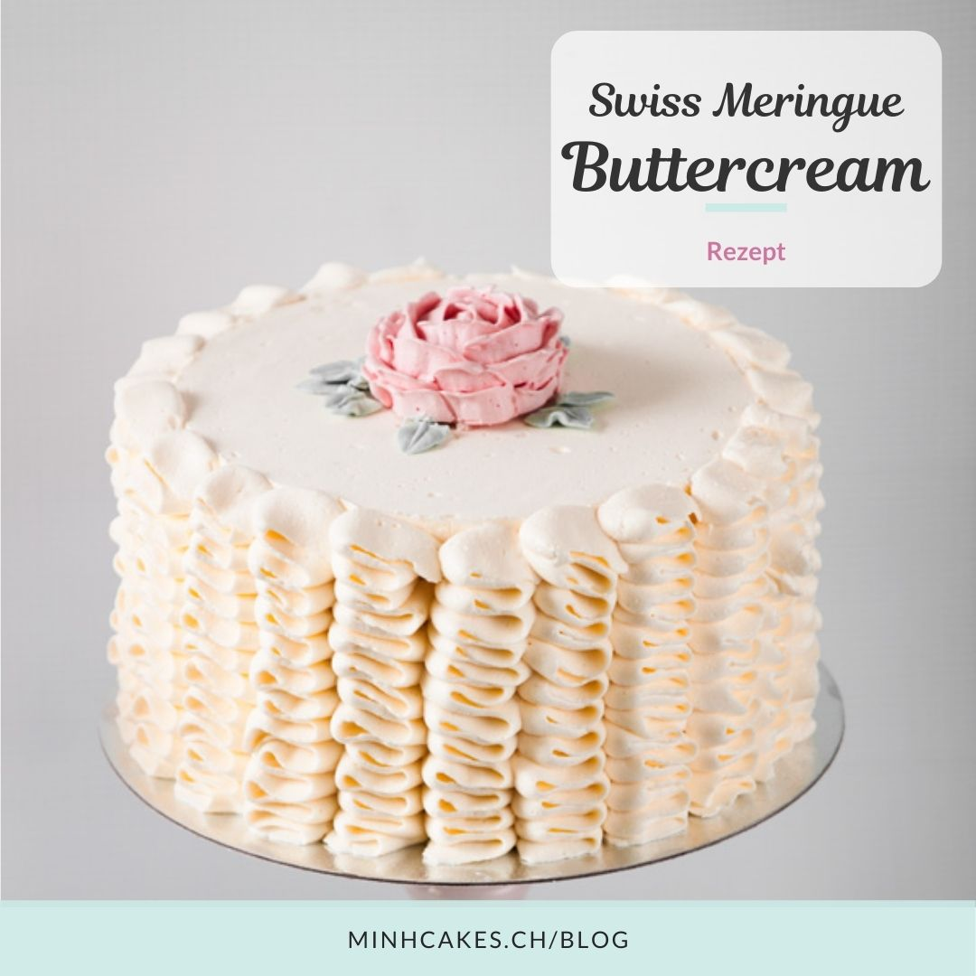 Swiss Meringue Buttercream Minh Cakes SMBC
