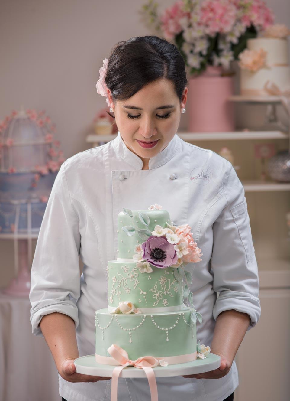 Minh Cakes Portrait