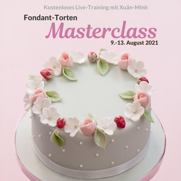 FB Live Masterclass Minh Cakes Fondant Kurs - Footer