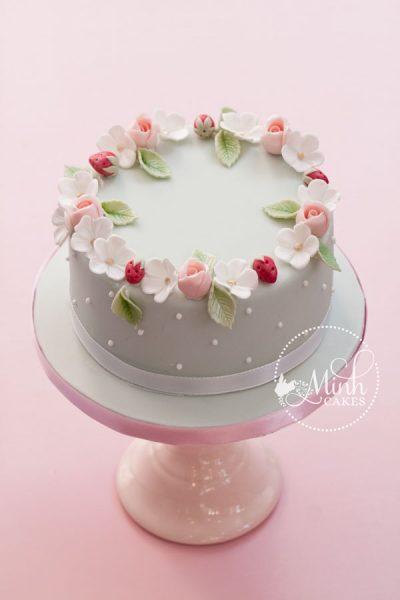 Minh Cakes Complete Fondant Cake Kurs Bild 2