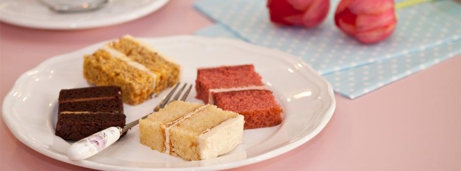 Neun beste Füllungen für Torten