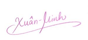 Xuân-Minh signature