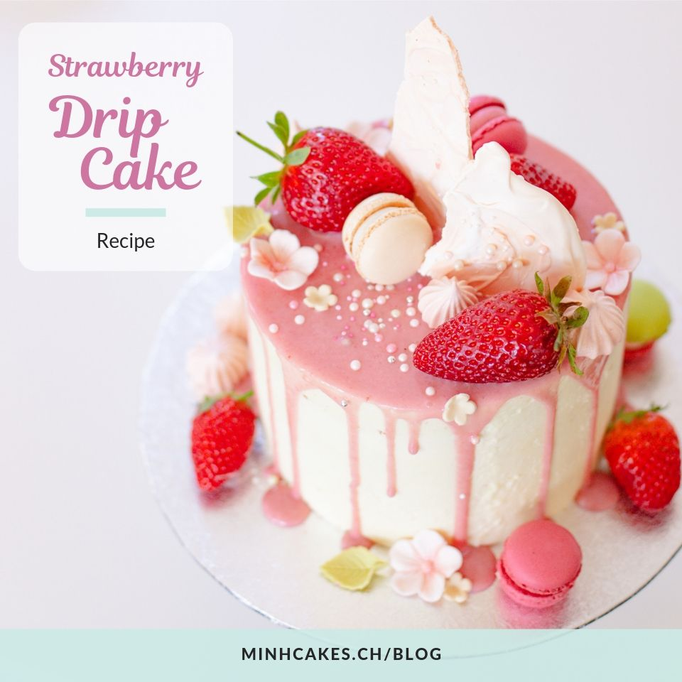 How To Make A Strawberry Filling For A Chocolate Cake